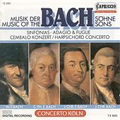 Bach Sons (The) – Bach, J.C.F. / Bach, W.F. / Bach, C.P.E. / Bach, J.C. by Various Artists