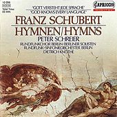 Schubert: Hymns von Various Artists