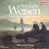 Grieg, E.: From Holberg's Time / 2 Nordic Melodies / Suite Champetre / Romance, Op. 42 (Nordic Melodies) von Budapest Strings