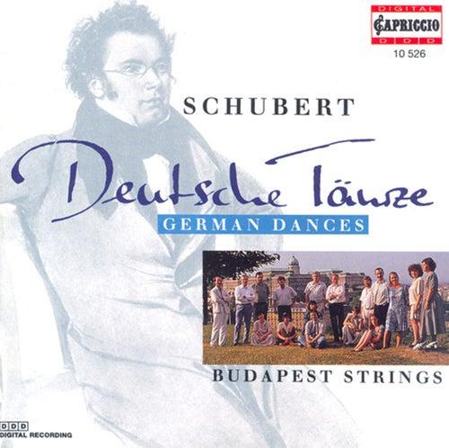 Schubert, F.: 5 German Dances / 5 Minuets and 6 Trios / 3 Kleine Stucke by Budapest Strings