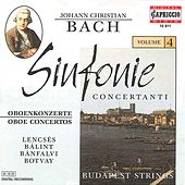 Bach, J.C.: Sinfonie Concertanti, Vol. 4 by Various Artists