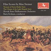 Steiner, M.: Treasure of Sierra Madre Suite (The) / the Charge of the Light Brigade Suite by Barry Kolman