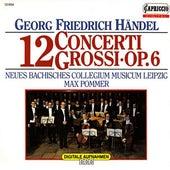 Handel: Concerti Grossi, Op. 6, Nos. 1-12 by Various Artists