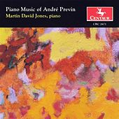 Previn, A.: Invisible Drummer (The) / Variations On A Theme by Haydn / 5 Pages From My Calendar / Matthew's Piano Book by Martin David Jones
