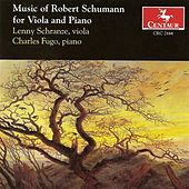 Schumann, R.: 3 Romanzen / Fantasiestucke / Marchenbilder / Adagio and Allegro by Various Artists