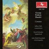 Handel, G.F.: Cantatas - Hwv 91A, 109, 112, 118, 120B, 121A, 135B, 164A by Various Artists