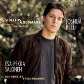 Sibelius & Goldmark: Violin Concertos by Esa-Pekka Salonen; Joshua Bell; Los Angeles Philharmonic