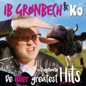 De Aller Greatest Hits by Ib Grønbech