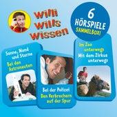 Sammelbox 2, Folgen 4-6 von Willi wills wissen
