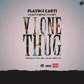 Vlone Thug (feat. Playboi Carti & UnoTheActivist) de MilanMakesBeats
