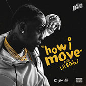 How I Move by Flipp Dinero