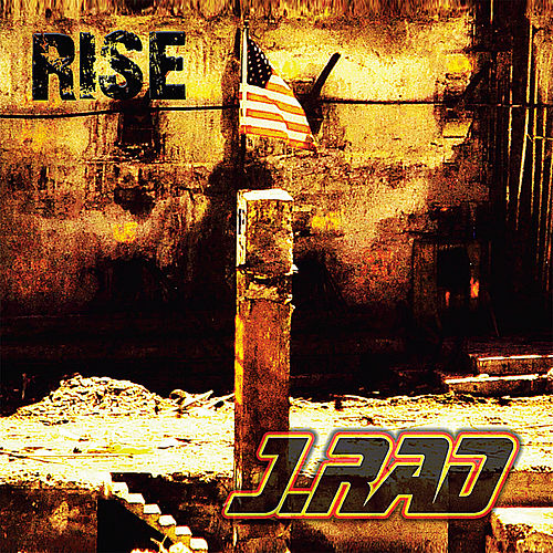 Rise - EP by J.Rad
