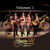 En Vivo, Vol. 1 (En Vivo) de Región H