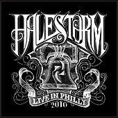 Live In Philly 2010 de Halestorm