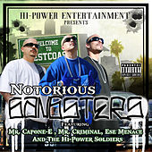 Notorious Gangsters by Various Artists