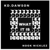What It Is (feat. Nook Nicklez) by KD Dawson