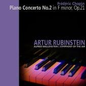 Chopin: Piano Concerto No. 2 de Artur Rubinstein