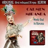 Week-End in Havana by Carmen Miranda