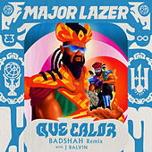 Que Calor (with J Balvin) (Badshah Remix) von Major Lazer