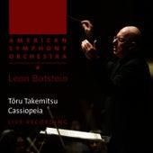 Takemitsu: Cassiopeia by American Symphony Orchestra