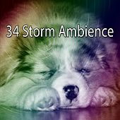 34 Storm Ambience by Rain Sounds and White Noise