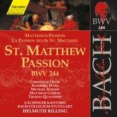 J.S. Bach: Matthäus-Passion, BWV 244 von Gächinger Kantorei