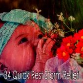 34 Quick Rest Storm Relief de Thunderstorm Sleep