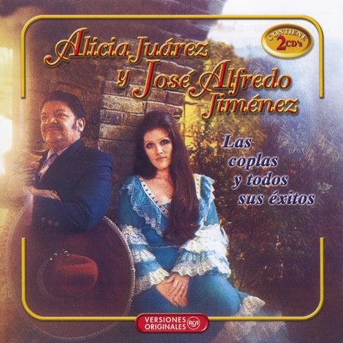 Alicia Y Jose Alfredo -  Las Coplas Y Todos Sus Exitos by Various Artists