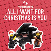 All I Want for Christmas is You by The Piano Guys