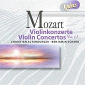 Mozart: Violin Concertos Nos. 1-5 von Various Artists