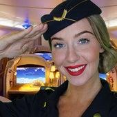 First Class Flight Attendant Roleplay de Creative Calm ASMR