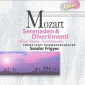 Mozart, W.A.: Serenades and Divertimenti de Sandor Frigyes