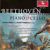 Beethoven, L. Van: Cello Music, Vol. 2 by Various Artists