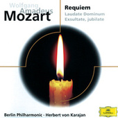 Mozart: Requiem; Laudate Dominum; Exsultate, jubilate von Various Artists