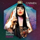 Santa Maria (Remix) de Carmen Maria Vega