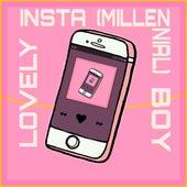 Lovely Insta (Millennial) Boy de Mulheres que correm com os loucos