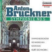 Bruckner: Symphony No. 5 by Kurt Peter Eichhorn