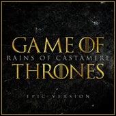 The Rains of Castamere (From Game of Thrones) (Epic Version) von L'orchestra Cinematique