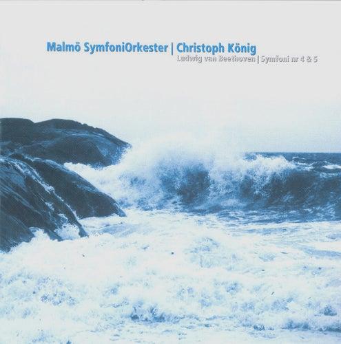 Beethoven: Symphonies Nos. 4 & 5 by Christoph Konig