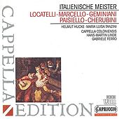 Italian Masters by Various Artists