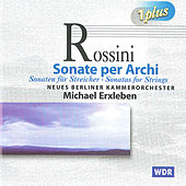 Rossini: Sonatas for Strings Nos. 1-6 - Serenata in E flat major de Michael Erxleben