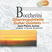 Boccherini: Quintets for Guitar and String Quartet Nos. 1-6 von Jean-Pierre Jumez