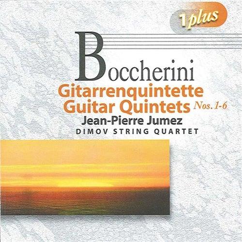 Boccherini: Quintets for Guitar and String Quartet Nos. 1-6 by Jean-Pierre Jumez