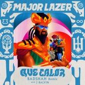 Que Calor (with J Balvin) (Badshah Remix) by Major Lazer
