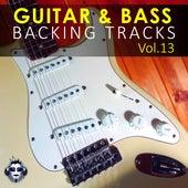 Guitar & Bass Backing Tracks, Vol. 13 fra Top One Backing Tracks