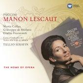 Puccini: Manon Lescaut by Tullio Serafin