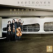 Beethoven : String Quartets Op.18/1 and Op.127 (Beethoven volume 6) by Artemis Quartet