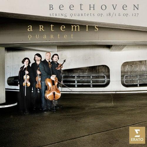 Beethoven : String Quartets Op.18/1 and Op.127 (Beethoven volume 6) by Artemis Quartet
