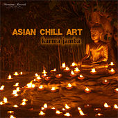 Karma Jamba von Asian Chill Art