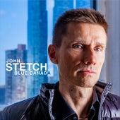 Blue Canada de John Stetch